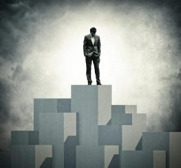 Credentialing creep can create a Lonely at the Top feeling