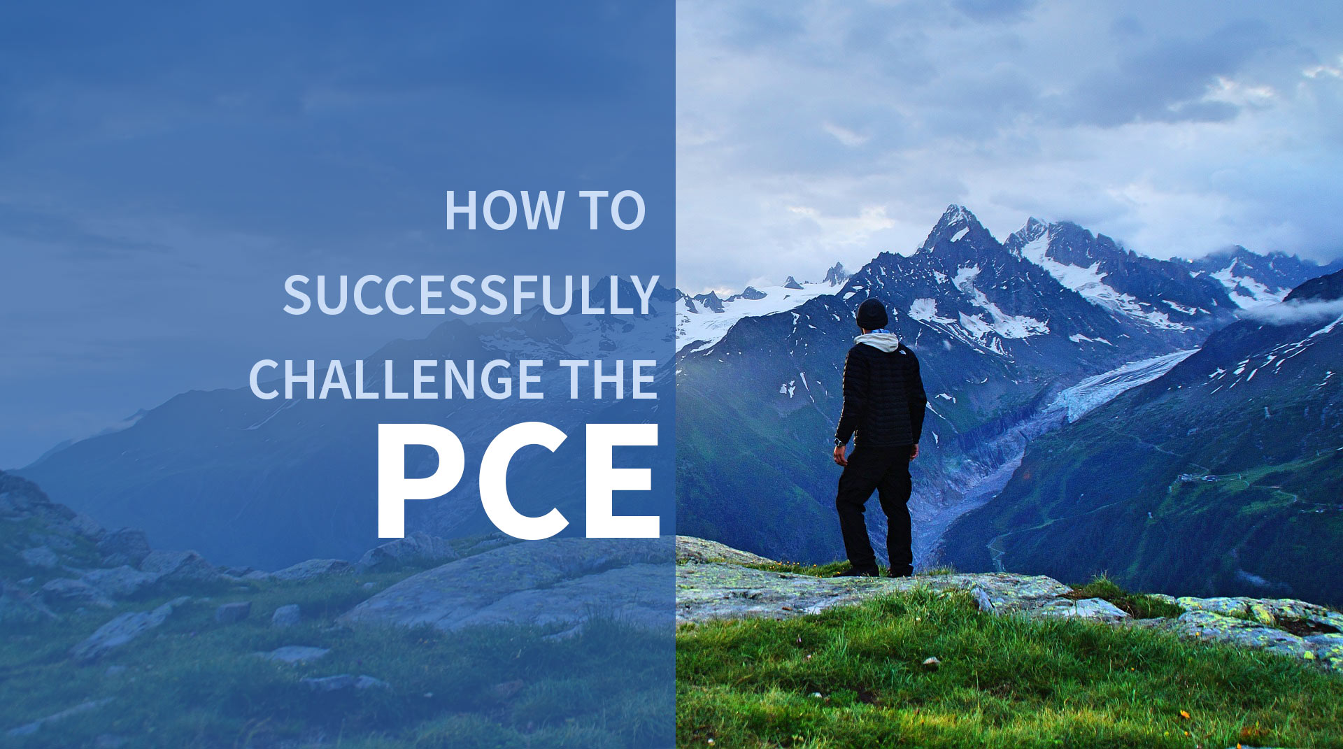 how to successfully challenge the pce